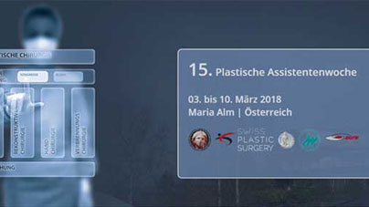15. Plastische Assistentenwoche