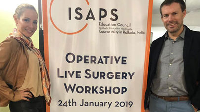 ISAPS COURSE INDIA 2019