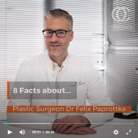 Plastic Surgeon Dr Felix Paprottka - Facts