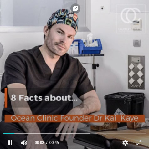 Plastic Surgeon Dr Kai Kaye - Facts
