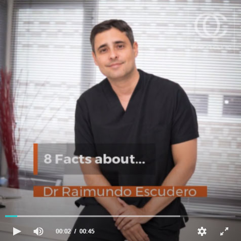Anesthetist Dr Raimundo Escudero - Facts