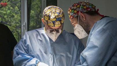 Dr. Ranieri colegiado como cirujano plástico en Alemania, España y en Italia