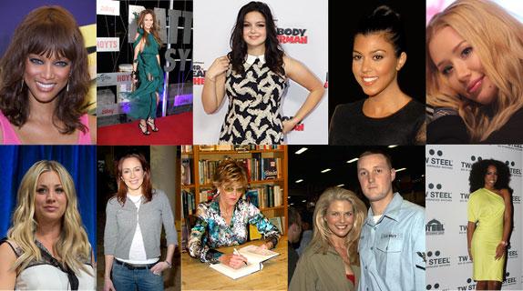 10 famosas que se han realizado cirugía plástica