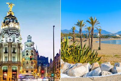 Marbella o Madrid - ¿Cuál elegiría?