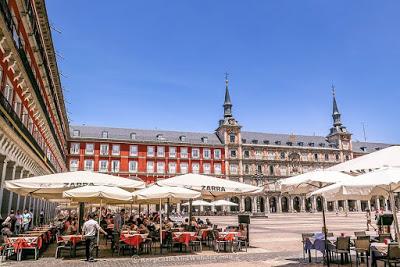 Klima Madrid