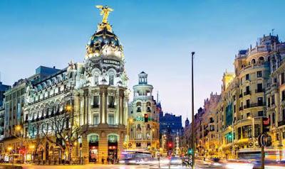 Umgebung Madrid