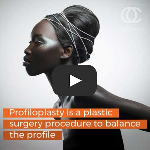 Profiloplasty - Combination of Procedures