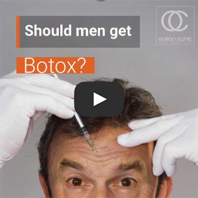 Should Men Get Botox? - Aesthetic Medicine
