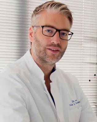 #YoMeQuedoEnCasa: Dr Felix Paprottka, Plastic Surgeon