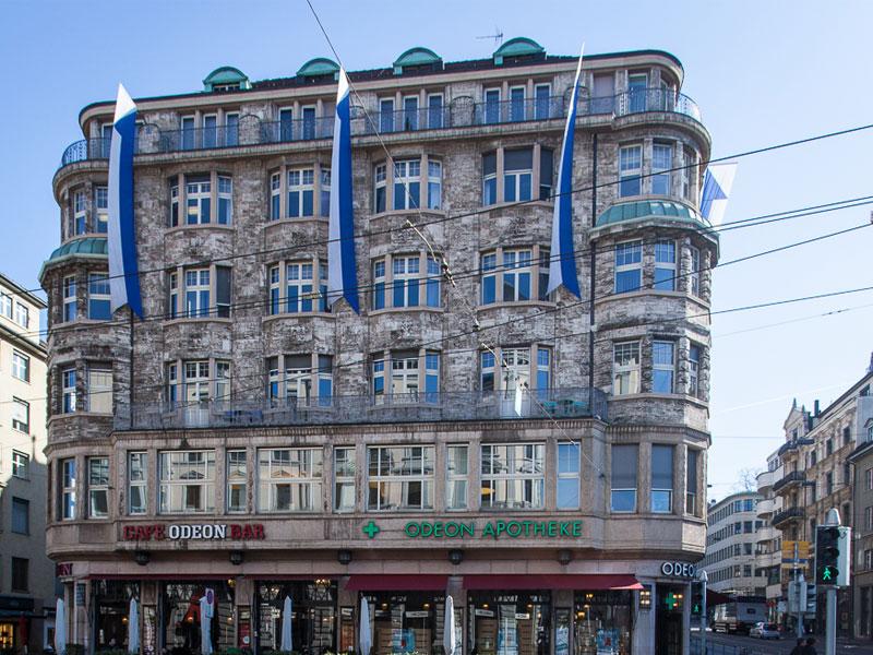 Zurich Nuestras clínicas y lugares