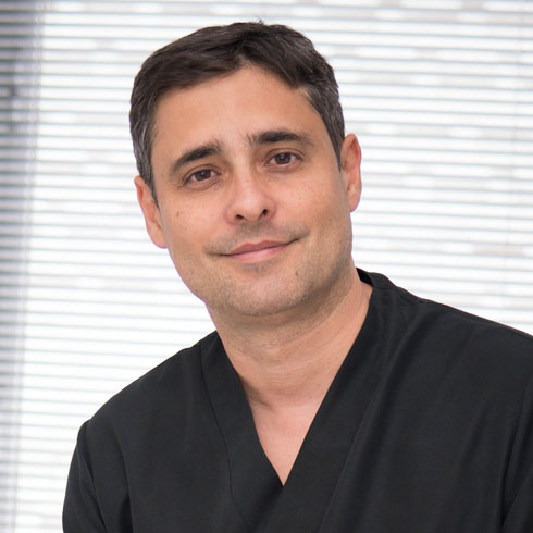 Head of Anaesthesia Department Dr Raimundo Escudero | Ocean Clinic