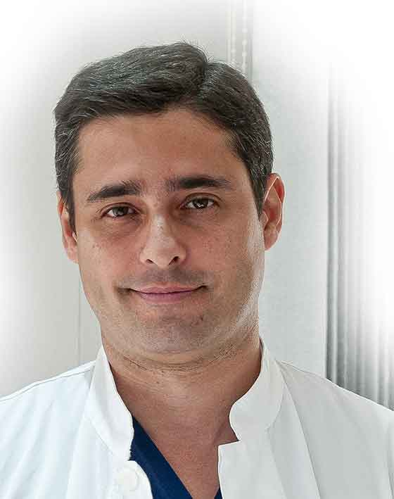 Head of Anaesthesia Department Ocean Clinic Marbella Spain