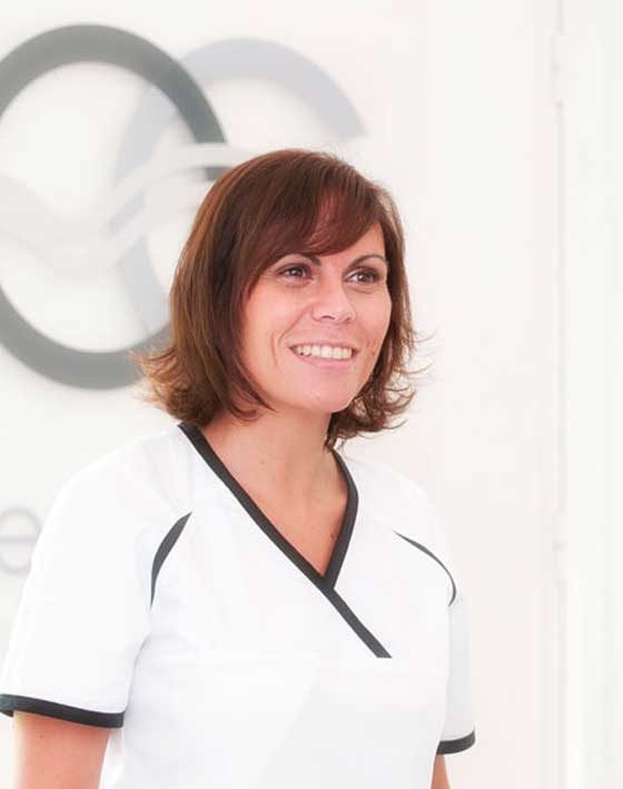 Patient Manager and PA Ocean Clinic Marbella Spain