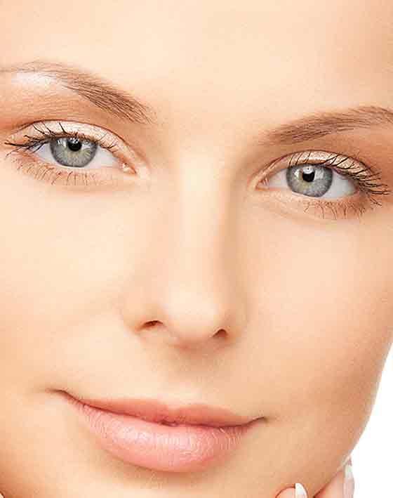 Augenlidstraffung Lidkorrektur häufigste ästhetische Operation im Gesichtsbereich .Ocean Clinic Marbella