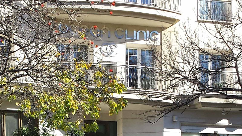 Health and Beauty Clinic Ocean Clinic in Marbella