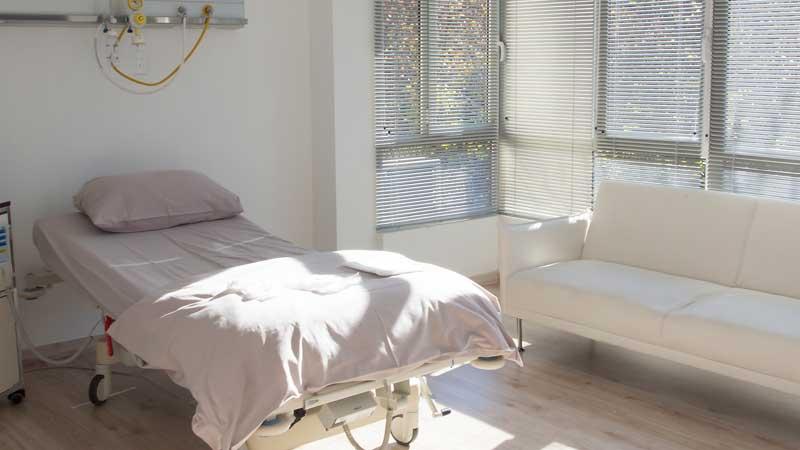Clínica Cirugía Plástica Habitaciones Marbella Málaga