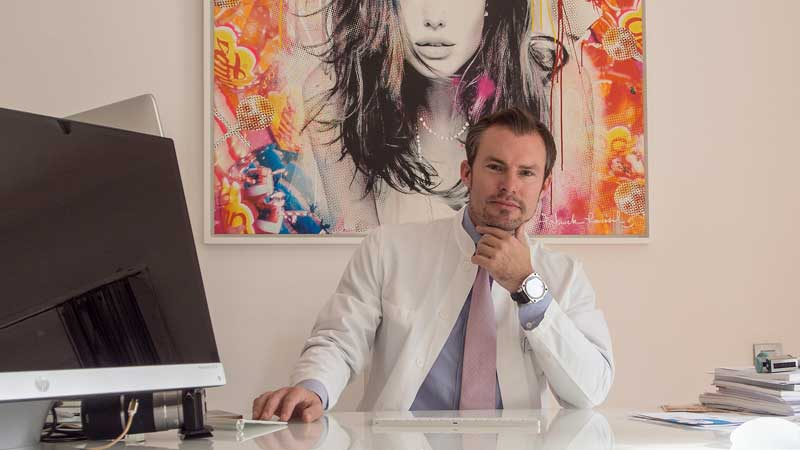 Health and Beauty Clinic Dr Kaye Consultation. Marbella Ocean Clinic