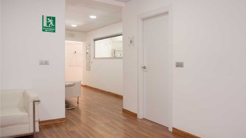 Health and Beauty Clinic Patient Area Marbella Spain