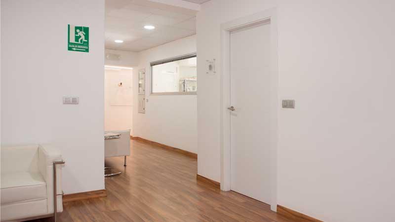 Patientenzone Klinik für Plastische Chirurgie Ocean Clinic Marbella Spanien