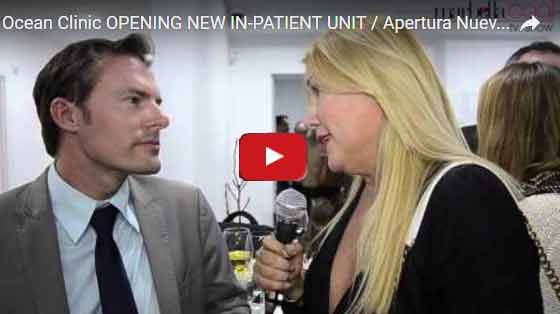 Plastic Surgery Clinic Video Opening In-Patient Unit Marbella Ocean Clinic