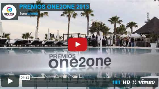 Ocean Clinic recibe el premio ONE2ONE 2013.
