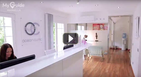 Health and Beauty Clinic Video Virtual Tour. Marbella Ocean Clinic