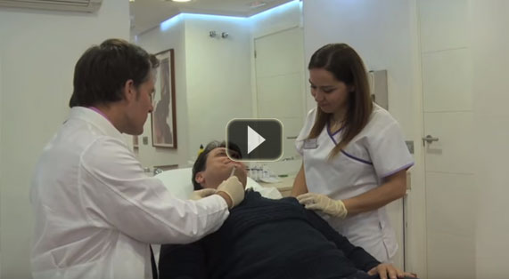 Health and Beauty Clinic Corporate Video the installations. Marbella Ocean Clinic