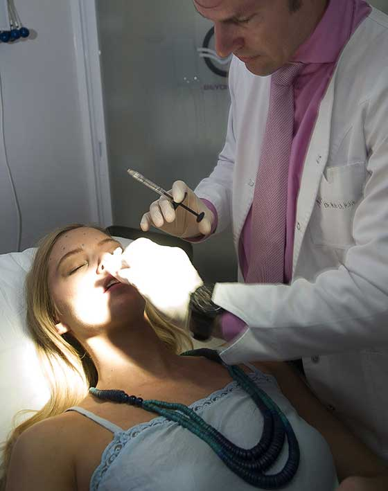 Injectable Fillers Ocean Clinic Marbella Spain