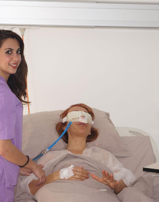 CHIRURGIE DU NEZ Journal d'une patiente Ocean Clinic Marbella Espagne