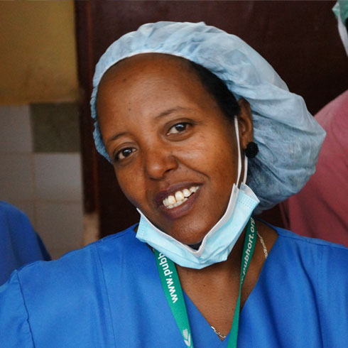 Misiones humanitarias Campaña de cirugía plástica Aethiopien 2013