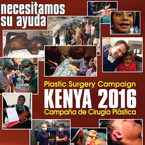 Humanitäre Einsätze Kampagne Plastische Chirurgie. Ocean Clinic