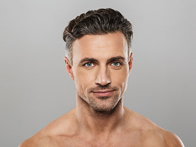 Facelift and neck lift plastic surgery for men Marbella and Madrid. Ocean Clinic