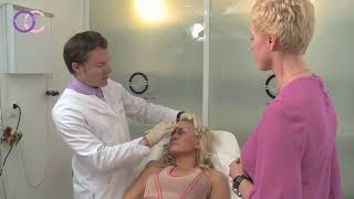 Botox appointment including an injection demonstration Ocean Clinic Marbella