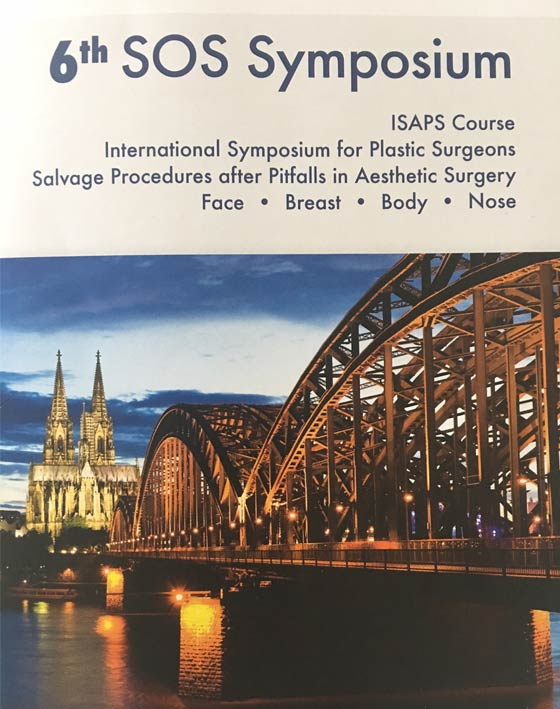 March 2017, 6th SOS Symposium held in Cologne.