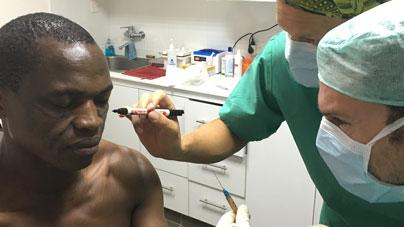 March 2016 University Nairobi Workshop in Facial Rejuvenation and Rhinoplasty