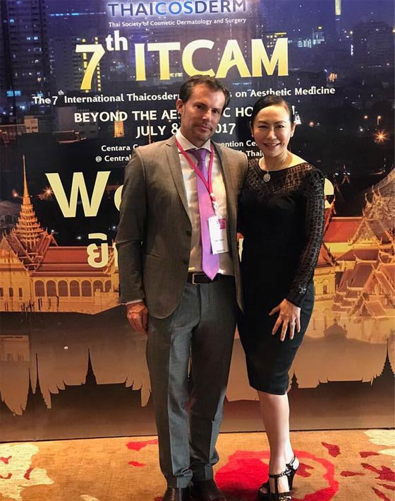 Plastic Surgery Asian workshop and lecture tour 2017