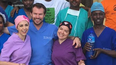 April 2016 Ocean Clinic Marbella transforms lives in Kenya