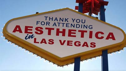 2015 ASPS Aesthetica meeting in Las Vegas.