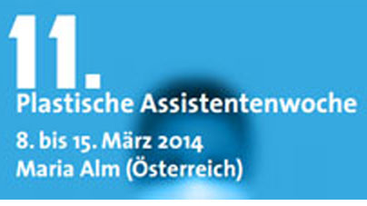 11th Plastische Assistentenwoche Dr Kai Kaye elected as teaching faculty.