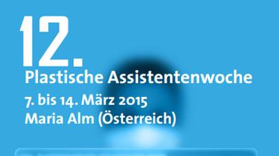 12th Plastische Assistentenwoche.