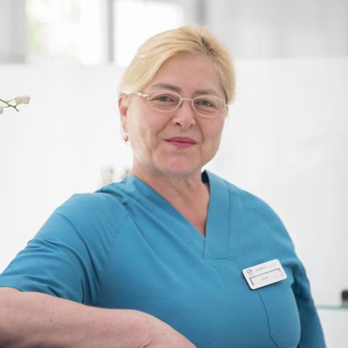 Nettoyage et hygiène Maria Craioveanu | Ocean Clinic