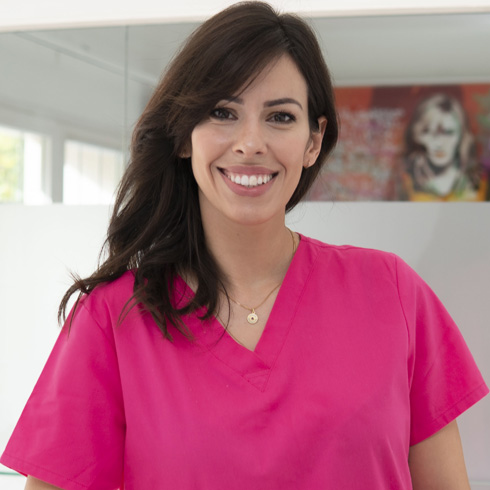 Massage Therapist Ana Caicedo | Ocean Clinic
