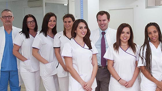 Plastic Surgery Patient Care Ocean Clinic Marbella Spain
